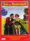 Cover for Jens von Bustenskjold (Bladkompaniet / Schibsted, 1985 series) #2018