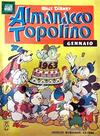Cover for Almanacco Topolino (Arnoldo Mondadori Editore, 1957 series) #73