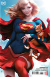 Cover Thumbnail for Supergirl (2016 series) #26 [Stanley Lau Cover]