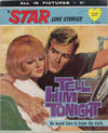 Cover for Star Love Stories (D.C. Thomson, 1965 series) #334