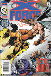Cover for X-Force (Marvel, 1991 series) #46 [Newsstand]