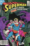 Cover for Superman (DC, 1939 series) #401 [Newsstand]