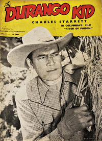 Cover Thumbnail for Durango Kid (Compix, 1952 series) #8
