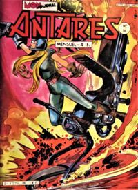 Cover Thumbnail for Antarès (Mon Journal, 1978 series) #36