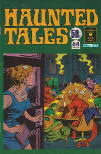 Cover Thumbnail for Haunted Tales (K. G. Murray, 1973 series) #32