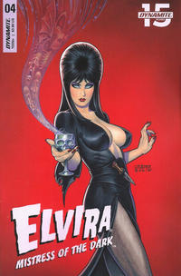 Cover Thumbnail for Elvira: Mistress of the Dark (Dynamite Entertainment, 2018 series) #4