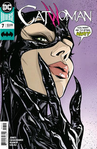 Cover Thumbnail for Catwoman (DC, 2018 series) #7
