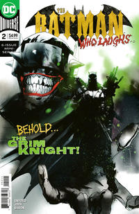 Cover Thumbnail for The Batman Who Laughs (DC, 2019 series) #2