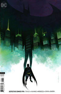 Cover Thumbnail for Detective Comics (DC, 2011 series) #996 [Brian Stelfreeze Cover]