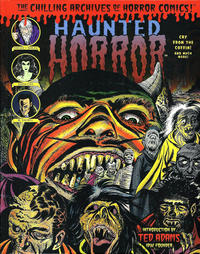 Cover Thumbnail for The Chilling Archives of Horror Comics! (IDW, 2010 series) #25 - Haunted Horror: Cry from the Coffin! And Much More! (Volume 7)