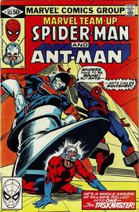 Cover Thumbnail for Marvel Team-Up (Marvel, 1972 series) #103 [Direct]