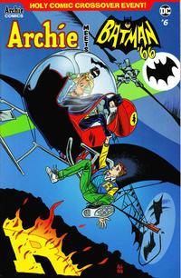 Cover Thumbnail for Archie Meets Batman '66 (Archie, 2018 series) #6