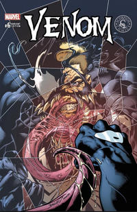 Cover Thumbnail for Venom (Marvel, 2017 series) #6 [Scorpion Comics Exclusive Mark Bagley Color]