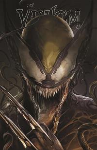 Cover Thumbnail for Venom (Marvel, 2017 series) #6 [ComicXposure Exclusive Francesco Mattina 'Venomized X-23' - Cover A]