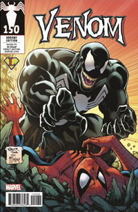 Cover Thumbnail for Venom (Marvel, 2017 series) #150 [Legends Comics Exclusive Todd Nauck]