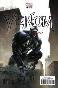 Cover Thumbnail for Venom (Marvel, 2017 series) #5 [Incentive Clayton Crain Variant]
