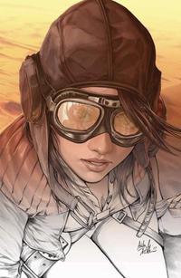 Cover Thumbnail for Doctor Aphra (Marvel, 2017 series) #8 [Brain Trust Exclusive Virgin Art - Ashley Witter]