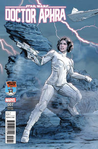 Cover Thumbnail for Doctor Aphra (Marvel, 2017 series) #7 [Mile High Comics Exclusive - Mike Mayhew]