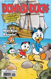 Cover Thumbnail for Donald Duck & Co (Hjemmet / Egmont, 1948 series) #3/2019