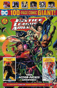 Cover Thumbnail for Justice League Giant (DC, 2018 series) #7