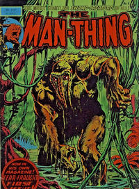 Cover Thumbnail for The Man-Thing (Yaffa / Page, 1980 series) #1