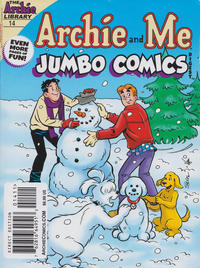 Cover Thumbnail for Archie and Me Comics Digest (Archie, 2017 series) #14