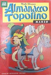 Cover Thumbnail for Almanacco Topolino (Arnoldo Mondadori Editore, 1957 series) #135