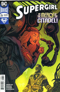 Cover Thumbnail for Supergirl (DC, 2016 series) #26