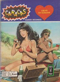 Cover Thumbnail for Caracas (Arédit-Artima, 1962 series) #59