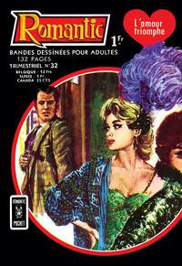 Cover Thumbnail for Romantic (Arédit-Artima, 1960 series) #32