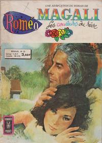 Cover Thumbnail for Roméo (Arédit-Artima, 1976 series) #23
