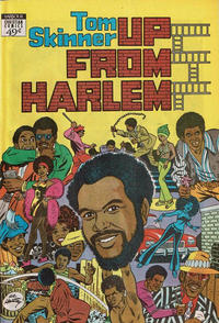 Cover Thumbnail for Up From Harlem (Barbour Publishing, Inc, 1975 series)