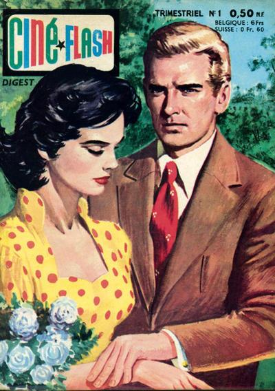 Cover for Ciné*Flash (Arédit-Artima, 1962 series) #1