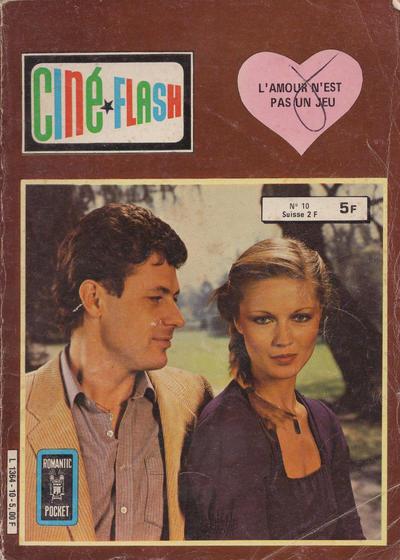 Cover for Ciné*Flash (Arédit-Artima, 1979 series) #10