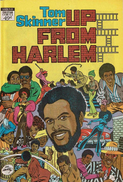 Cover for Up From Harlem (Barbour Publishing, Inc, 1975 series)