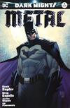 Cover for Dark Nights: Metal (DC, 2017 series) #1 [Aspen Comics Michael Turner Batman Cover]