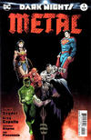 Cover for Dark Nights: Metal (DC, 2017 series) #1 [Second Printing]
