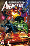 Cover for Avengers (Marvel, 2018 series) #6 (696) [Ed McGuinness]
