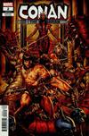 Cover Thumbnail for Conan the Barbarian (2019 series) #2 (277) [Mark Brooks]