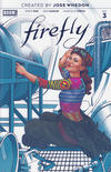 Cover Thumbnail for Firefly (2018 series) #3 [Preorder Cover]