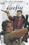 Cover Thumbnail for Firefly (2018 series) #3 [Garbett Cover]