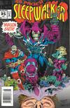 Cover for Sleepwalker (Marvel, 1991 series) #25 [Newsstand]