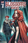 Cover Thumbnail for Blossoms: 666 (2019 series) #1 [Cover A Laura Braga]