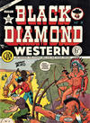 Cover for Black Diamond Western (World Distributors, 1949 ? series) #3 [Number Style Variant]