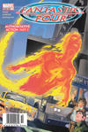 Cover for Fantastic Four (Marvel, 1998 series) #505 (76) [Newsstand]