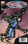 Cover for Fantastic Four (Marvel, 1998 series) #62 (491) [Newsstand]