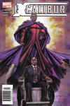 Cover for Excalibur (Marvel, 2004 series) #4 [Newsstand]