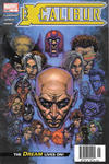 Cover for Excalibur (Marvel, 2004 series) #1 [Newsstand]