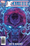 Cover for Excalibur (Marvel, 2004 series) #2 [Newsstand]