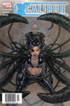 Cover for Excalibur (Marvel, 2004 series) #7 [Newsstand]
